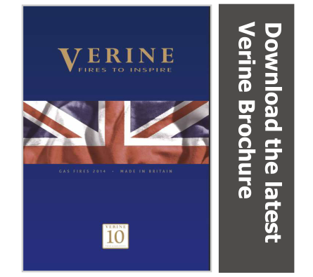 Verine Gas Fire Brochure